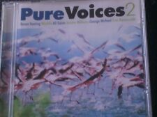PURE VOICES 2 (2001) Hooverphonic, Axelle Red, The Radios, Eros Ramazzotti,.....