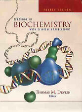 Textbook of Biochemistry: With Clinical Correlations by
