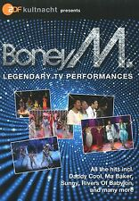 Boney M. : Legendary TV Performances (DVD)