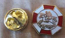 preceptory high knight templar lapel badge freemason masonic masonry ugle