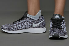 NIKE ZOOM PEGASUS 32 PRINT correr AIR Zapatillas Zapatos UK 8 (UE 42.5) Negro/Blanco