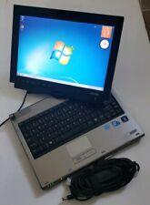 Toshiba PORTEGE  (2 in 1) Intel Core i5 M 520 2.40GHz/6GB/250GB Wifi WEBCAM