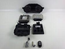 8K0907144N Lock Set Key ECU Start Kit Key Audi RS6 Avant (4G,C7) 445