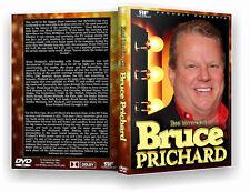 Bruce Prichard 2014 Shoot Interview DVD Wrestling WWE WWF TNA Mid South Booker