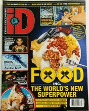 Ideas & Discoveries March 2016 Food The Worlds New Superpower FREE SHIPPING sb
