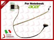 Cavo Flat Cable LCD per Notebook Packard Bell EasyNote TK85 (Modello LED)