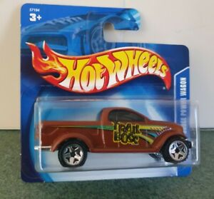 2003 HOT WHEELS DODGE POWER WAGON #218 NEW AND SEALED 57184