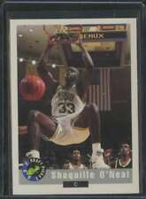 1992-93 CLASSIC DRAFT PICKS SHAQUILLE O'NEAL RC #1