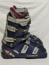 Ski Boots Lange Gx7 Downhill W 298mm G Force Concept Tgl Tongue Gel