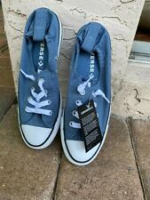 Converse All Star Low Top Chuck Taylor Ox Shoes Light Blue Women's Size 9
