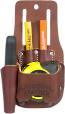 Occidental Leather 5047 Tape & Knife / Tool Holder MADE IN USA / IN STOCK
