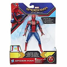 Spider-Man Homecoming 6-inch Spider-Man Feature FIGURA NUEVA