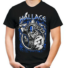 William Wallace hombres t-shirt | braveheart mel gibson vintage espada Movie