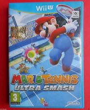 videogiochi wii u super mario game mario tennis ultra smash video games wiiu wii