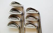 Set of 7 Tour Classic 858C Golf Clubs 4-9+P - Regular Flex Steel Shafts - RH