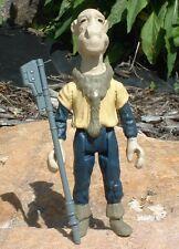 CUSTOM Yak Face w/Weapon POTF Last 17 Vintage 1984 Star Wars B