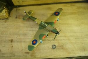 franklin mint armour collection , hawker hurricane 1/48