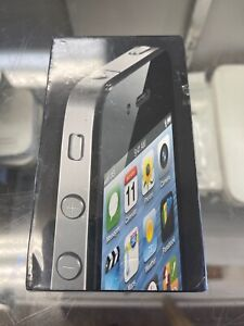 Apple iPhone 4s - 8GB - Black   New Sealed In Box!