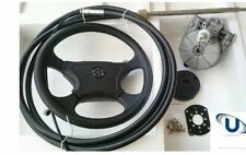 Boat Steering Kit 18FT (5.48metre) Cable Teleflex Ultraflex Compatible Multiflex