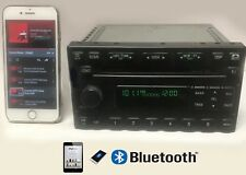 03-07 FORD Escape MERCURY Marauder MACH 300 Radio 6CD Disc AUX Sat OEM Bluetooth