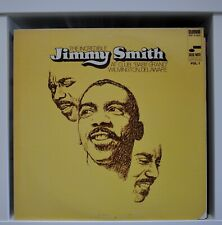 Jimmy Smith The Incredible Jimmy Smith Vinyl Record Blue Note Bst-81528 Usa