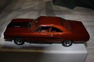 Plymouth 1970 440+6 GTX, Burnt Orange GMP G1803101, 1:18, Never Displayed, Rare