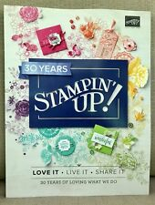 Stampin' Up! Catalog 2018-2019 Brand New Free Pay Shipping Only