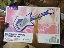 littleBits 680-0022 Custom Electronic Fun High-Tech Music Inventor Kit