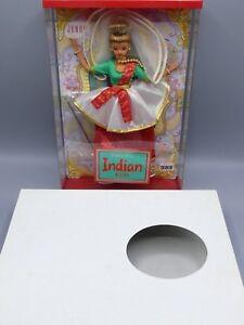 Poupée Barbie japonaise Jenny par Takara - modèle Indian World Collection 90s