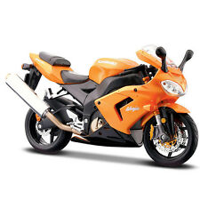 Maisto Kawasaki Ninja ZX-10R Bike Motorcycle 1:12 31105 Orange