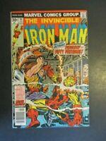 Iron Man 94  Bronze Age Marvel Comic