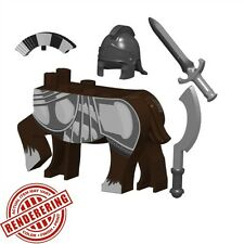 Brickforge Centaur Charger Fantasy Accessory Pack for Lego Minifigures