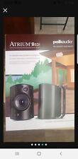 2 Polk Audio Atrium 8s in White outdoor speakers 1 pairs NIB
