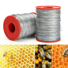 500g 304 Stainless Steel Bee Hive Frame Foundation Wire Beekeeping Tool !