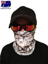 NEW Real Look Tree Camo Hunting Face Shield Tube Mask Bandana Balaclava Headwear
