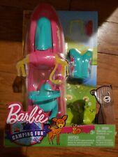Barbie Camping Fun Jet Ski Water Craft new in box