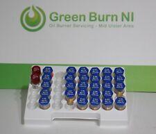 *Selection of 30 New Danfoss / Delavan Oil Burner Nozzles 60A 45H 60H and 80H