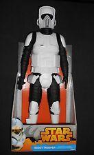 Star Wars Scout Trooper 18 Inch Jakks Pacific 2014 Disney Rebels