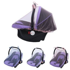 Prettyia Mesh Mosquito Net for Baby Strollers, Car Seats , Bassinets ,Carriers