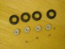 1/43rd scale centre lock disc wheels by K&R Replicas