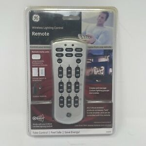 45600 GE Z-Wave Remote for Wireless Lighting Control OEM New Factory Sealed #6-5