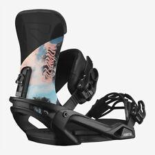 Fixations Snowboard Femme salomon Vendetta Noir TAILLE S Échantillons 2021