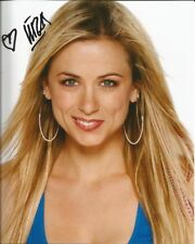 ILIZA SHLESINGER signed 8x10 photo