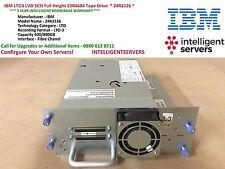 IBM LTO3 SCSI LVD Altezza intera unità nastro 23R4684 * 24R2126 *