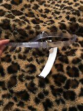 New Baby Gap Clear Glitter Belt Size 2-5 Y