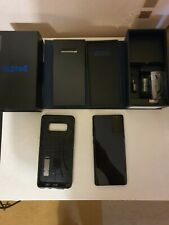 SAMSUNG GALAXY NOTE 8 N950F 64GB /excellent condition / boxed / no minimum price
