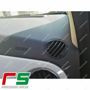 fiat 500 abarth ADESIVI bocchette logo airbag sticker tuning decal carbon look