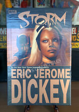 Marvel Storm Hardcover Book by Eric Jerome Dickey #1-6