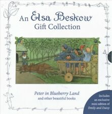 Elsa Beskow Gift Collection : Peter in Blueberry Land and Other Beautiful Boo...