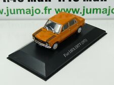 ARG36 Voiture 1/43 SALVAT Autos Inolvidables : FIAT 128 TV IAVA 1971